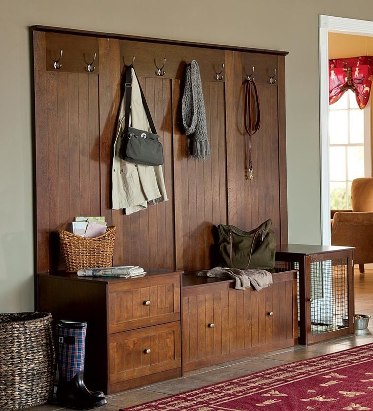 Mudroom Modular Storage : Best ideas about coat rack with storage on pinterest