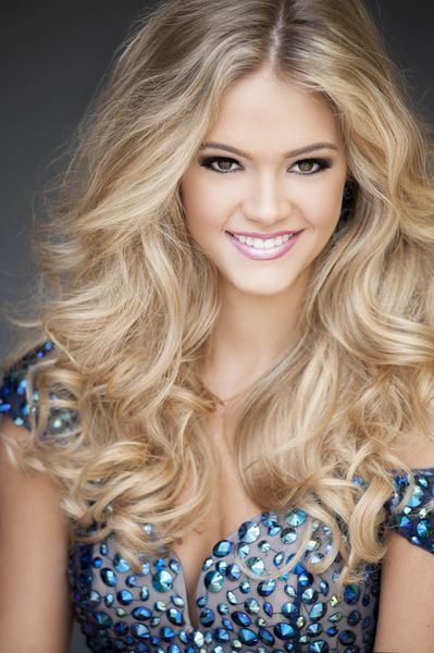 Miss Georgia Teen USA 2013 and Miss Georgia Outstanding Teen 2011 Julia Martin