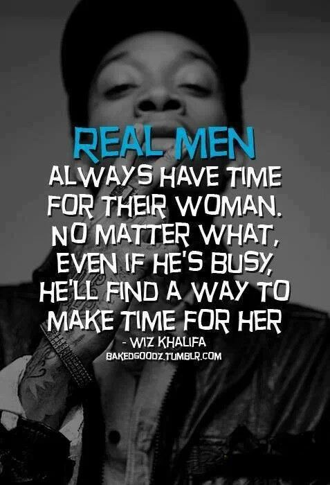 A Real Man Always Find Time For His Woman If He Truly Does -4745