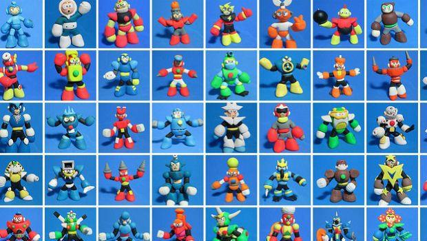 способами картинки робота из пластилина этом ролике хроника
