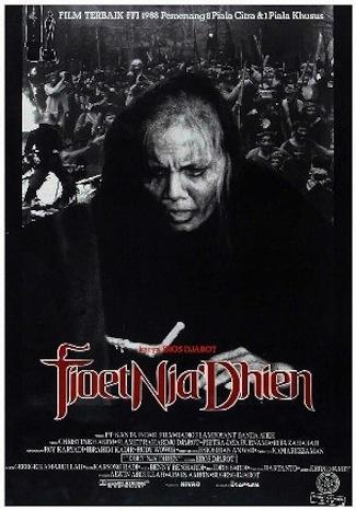#2 Tjoet Nja Dhien (Eros Djarot), 1986
