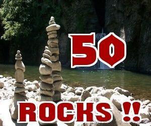 50 ROCKS!!