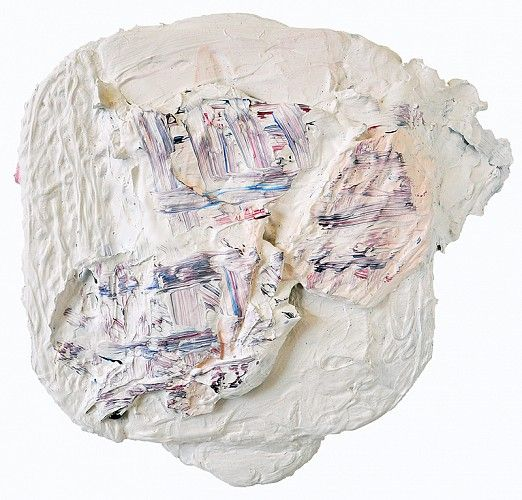 Julie Torres, Nuffer Fluffer  2013, acrylic on panel