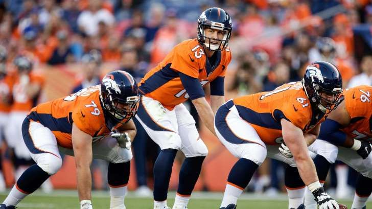 Siemian named Broncos starter for third preseason game