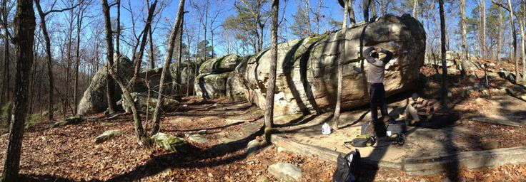 Some of the best climbing in the SE!
