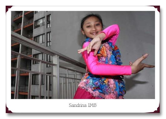 Profile Sandrina Mazaya Azzahra - IMB | oc indonesia