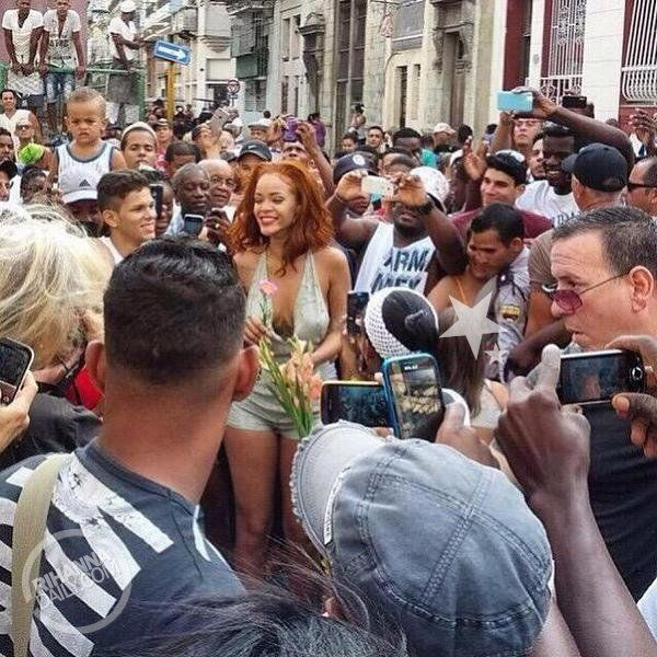 Rihanna in Havana, Cuba - May 29, 2015 - 008 - Rihanna Daily Photo Gallery - 24/7 Source for Miss Rihanna