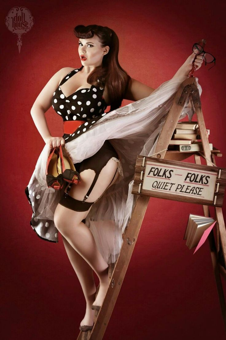 Pin up girls , Rockabilly and Vintage Vixens : Photo