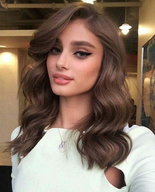 taylor hill, model, and hair resmi