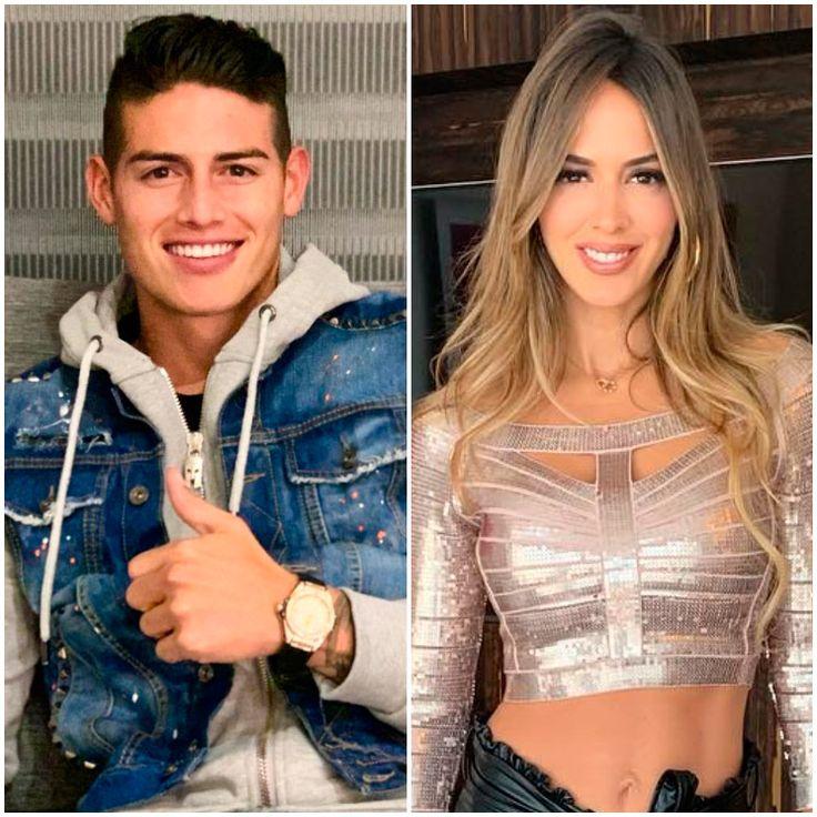 Shannon de Lima and James Rodriguez welcome son Samuel ...