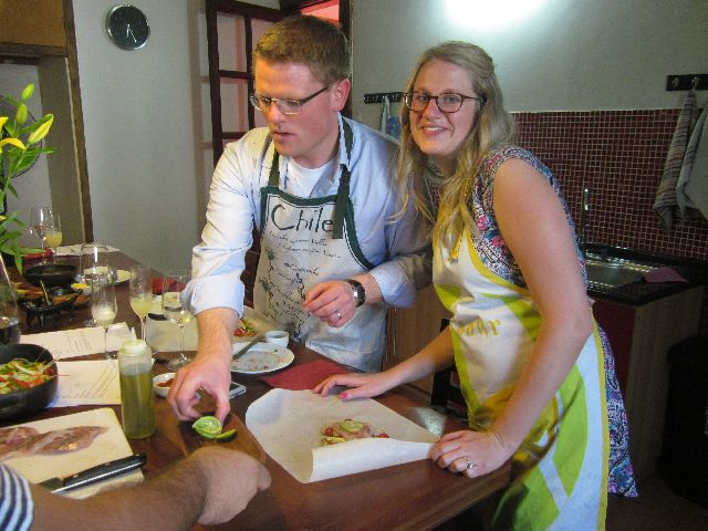 Cooking Class - Uncorked Wine Tours