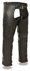 Motorcycle Leather Chaps | Mens Motorcycle Chaps