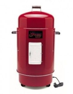 Brinkmann Gourmet Electric Smoker and Grill