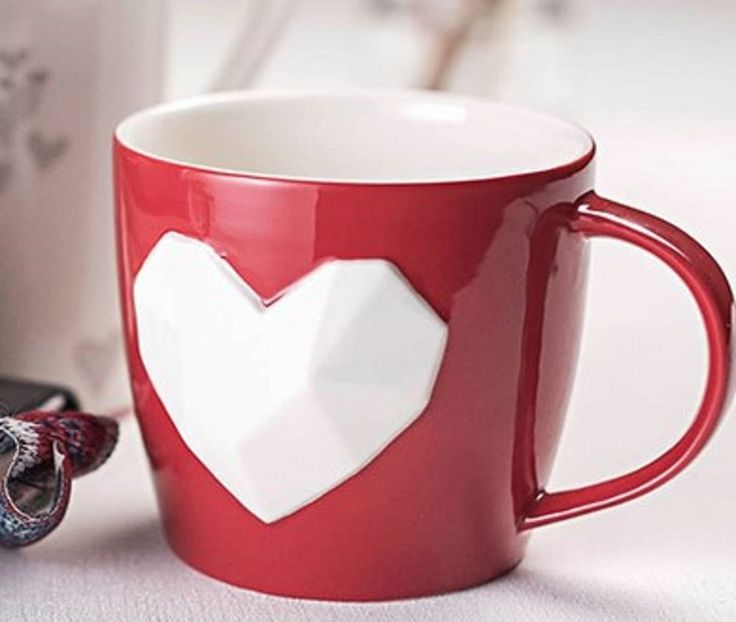 Handsome Starbucks Singapore Valentineu0027s Day Themed 2015 Heart Love Design  Cup / Mug.