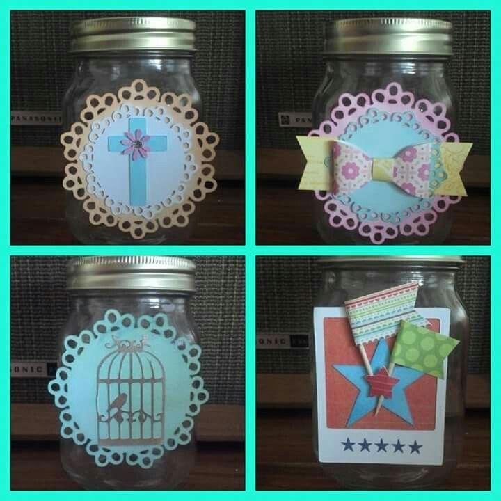 My jar/ fiestas / vaso / personalizado/ bebida / recuerdo / único