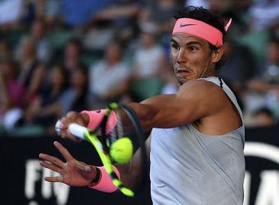 Tenis: Nadal y Wozniacki avanzan a tercera ronda en Australia
