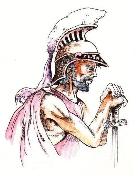 Gli appassionati di storia e mitologia probabilmente adoreranno questo articolo. Parleremo di Ducezio, re dei Siculi ed immenso generale guerriero. Non nas