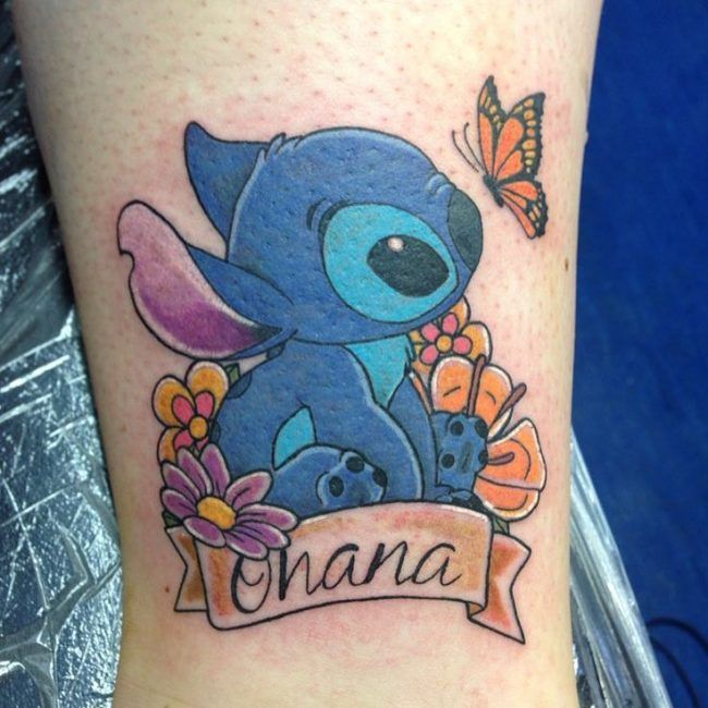55+ gorgeous Ohana Tattoo Designs – no one is left behind