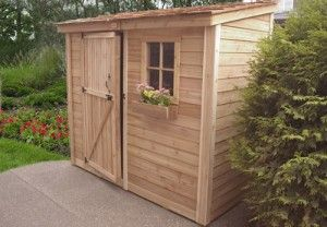small storage shed kits