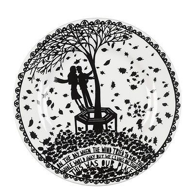ROB RYAN - PLATE SET - OUR PLACE