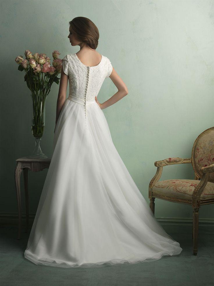 Allure Modest Wedding Dresses - Wedding Dress & Decore Ideas