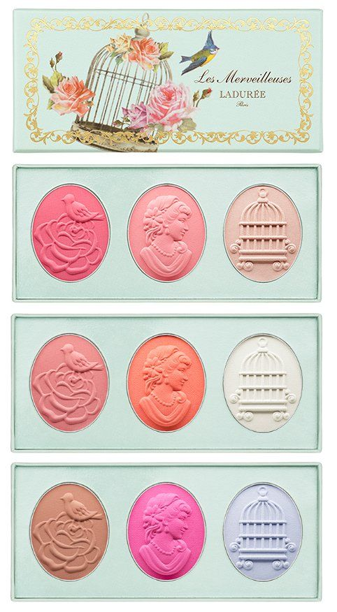 les marveilleuses laduree spring collection 2013 01