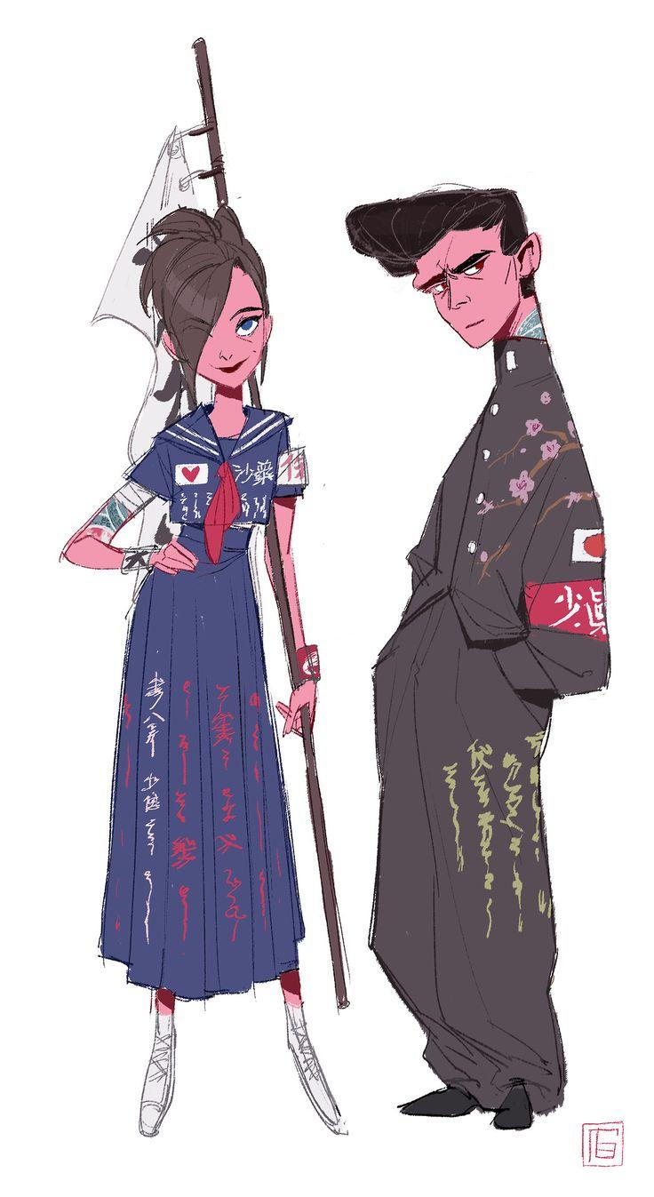 197 Best Sukeban Bosozoku Etc Images On Pinterest Girl