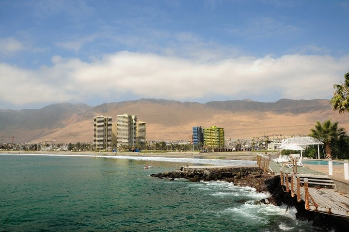 Playa Cavancha, Iquique #pinChile #landscape