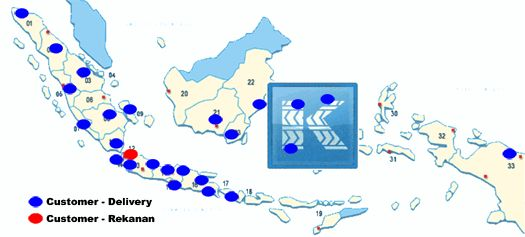kiosban delivery otomotif seluruh indonesia