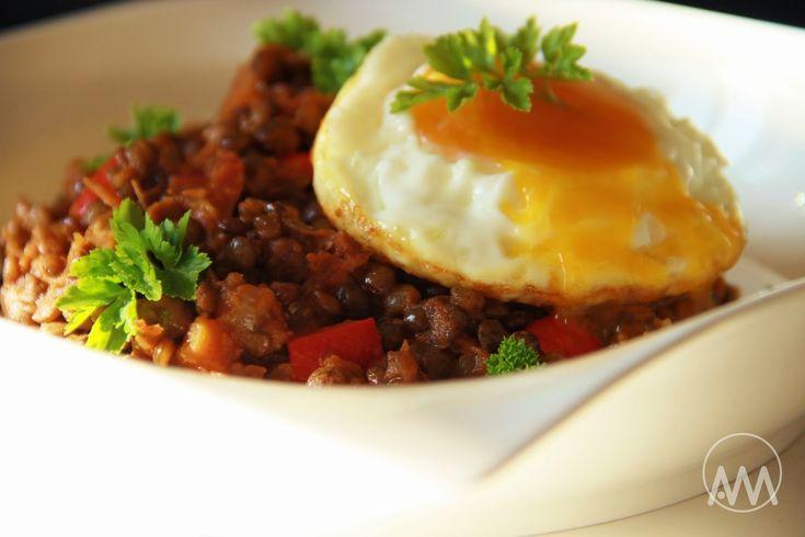 V kuchyni vždy otevřeno ...: Čočka red curry