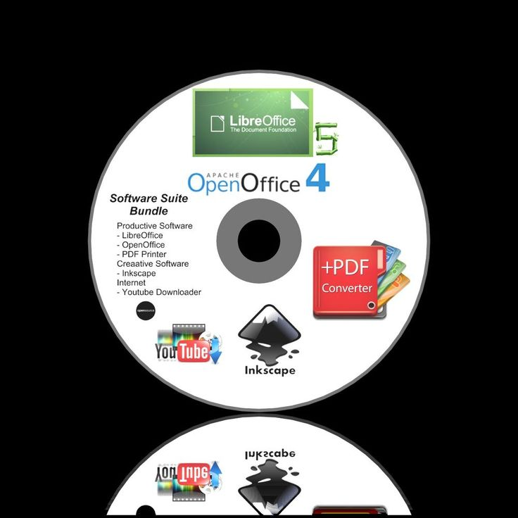 SOFTWARE SUITE Open Office Suite Pro Compatible With Microsoft Office 2007-2015 #LIBREOffice