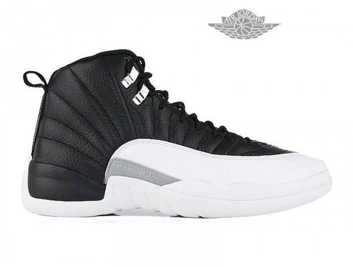 ... Air Jordan 12 Retro 2015 - Chaussures de Basket Nike Jordan Pas Cher  Pour Homme Air ...