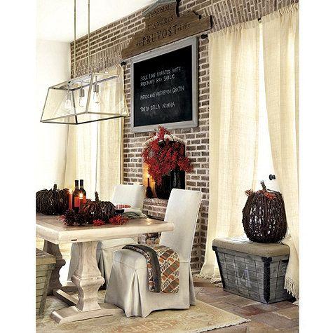 Rectangular Dining Room Chandelier