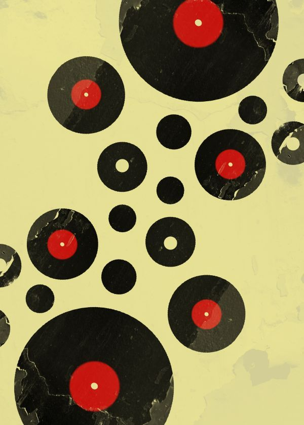 Best 25 record art ideas on pinterest vinyl record for Cool things to do with old records