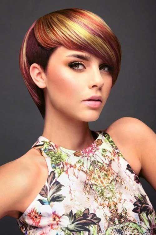 hair color for short hair 2013 | 2013 Hair Color Styles for Short Hair | 2013 Short Haircut for Women