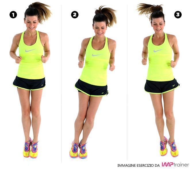 Terzo Esercizio Gambe Perfette