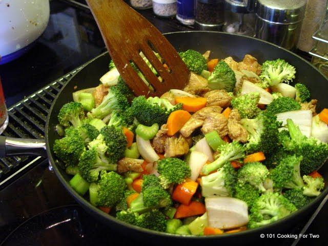 Easy Chicken Stir Fry | Recipe