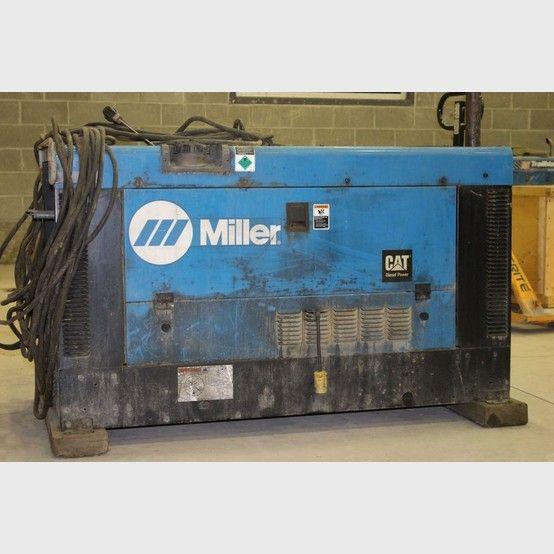 Proveedores de Soldadora Miller a nivel mundial - Soldadora Miller Big Blue 300 usado a la venta - Savona Equipment