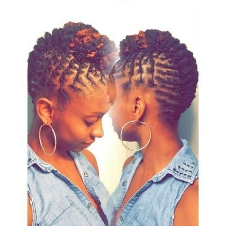 Short Dreads Hairstyles - Having a hairstyle has always been the way. Like clothes, jewelry, accessories even hairstyle is