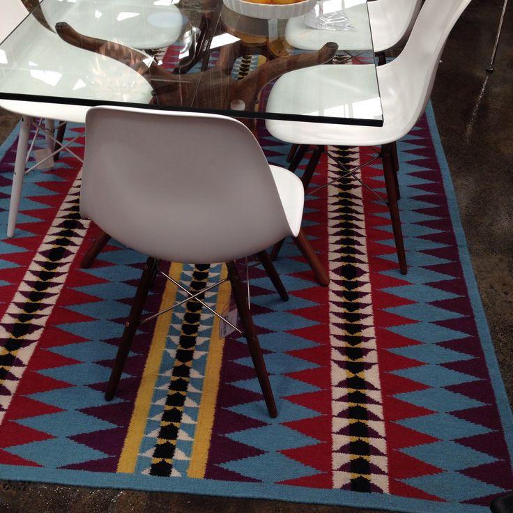 Love this Matt Blatt rug