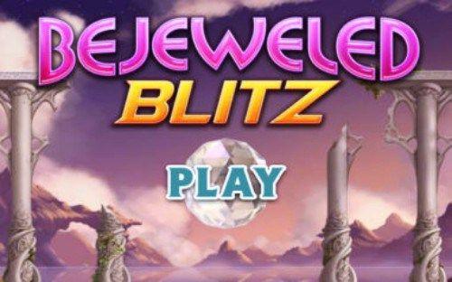 Game Penguras Baterai Smartphone Android - Bejeweled Blitz