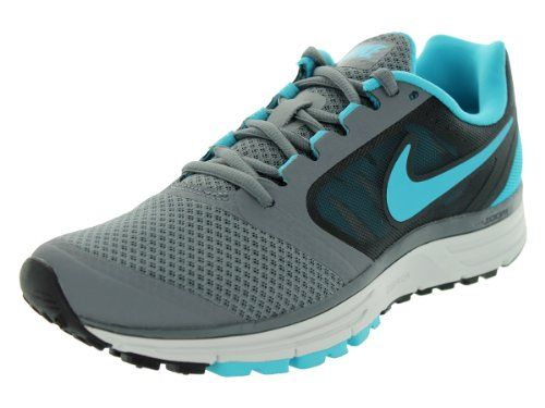 nike womens zoom vomero 8 cool grey gamma blue anthrct running shoes 7 women us