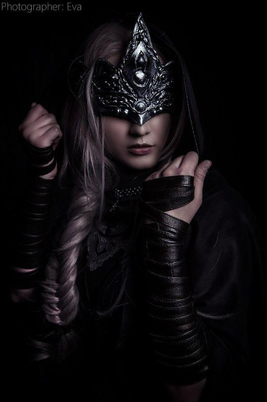 Fire Keeper from Dark Souls 3