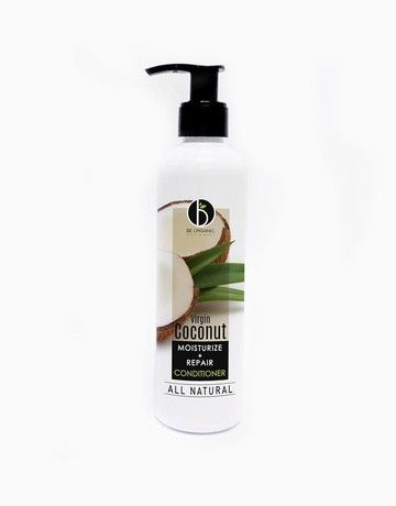 Virgin Coconut Sulfate-Free Conditioner by Be Organic Bath & Body | BeautyMNL