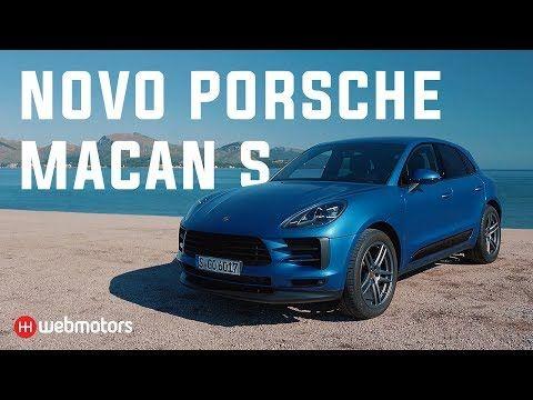 Test: New Porsche Macan S – Webmotors – Webmotors – YouTube