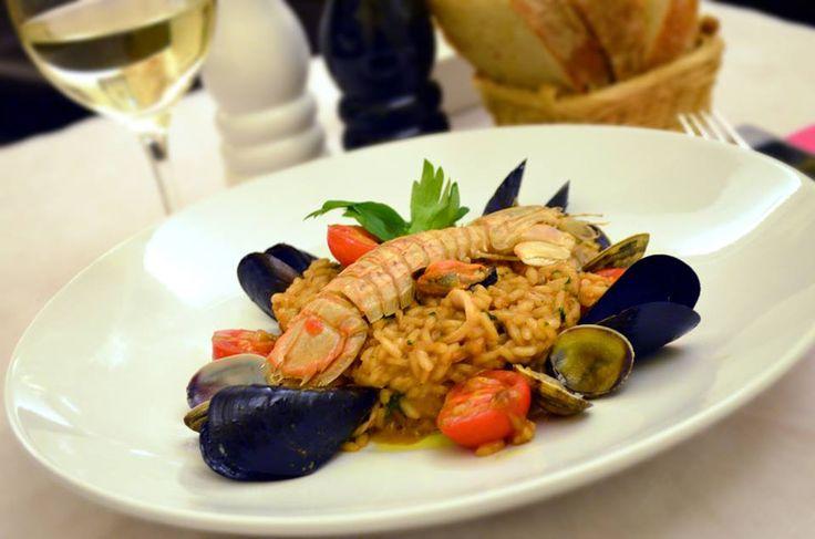 Z nového menu v italské restauraci BRESTO