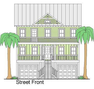 24 best Beach House Plans images on Pinterest Beach homes, Beach