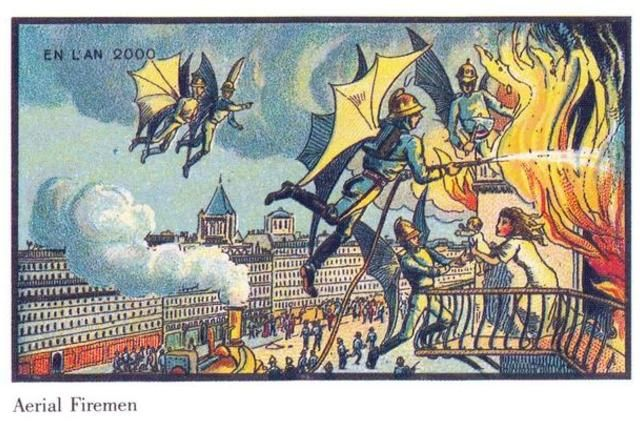What French People in 1900 Thought Life Would Be Like in 2000