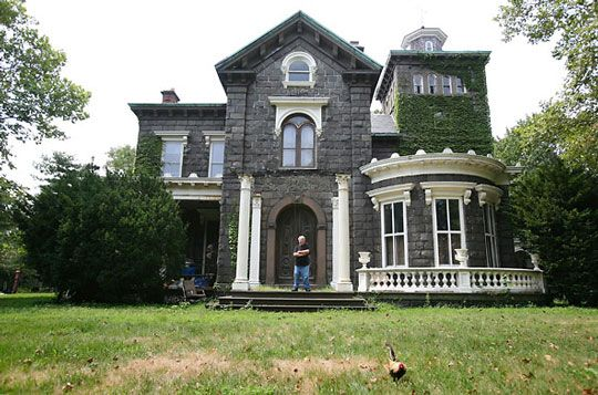 138 Best New York Castles And Mansions Images On Pinterest