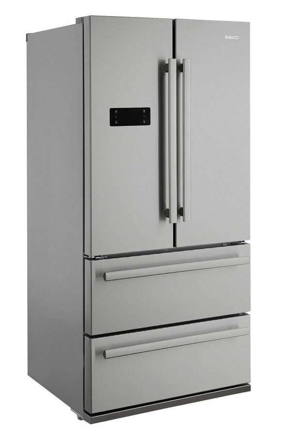 1000 ideas about frigo americain on pinterest plan de travail inox frigo americain - Refrigerateur 1 porte grand volume ...